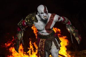 La fureur de Kratos